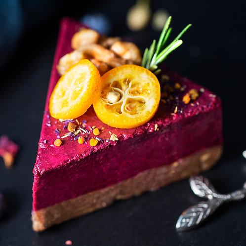 Торт Смородина кусочки (3 шт)