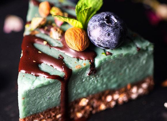 Торт Мята кусочки (3 шт)