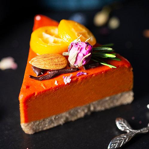 Торт Апельсин кусочки (3 шт)