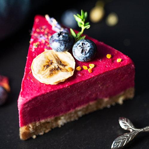 Торт Малина кусочки (3 шт)