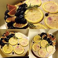 Отзыв о свадебном сыроедческом торте RawBerry