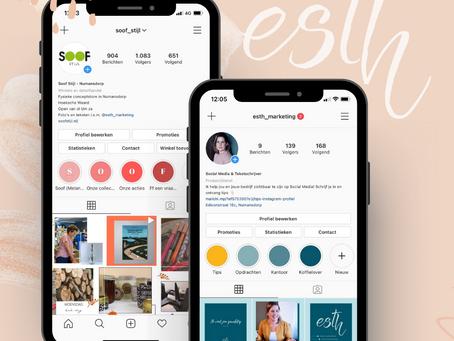 Drie tips voor een perfect Instagram profiel!