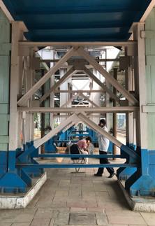 Matunga station 2018