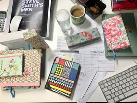 A regular day on my desk.