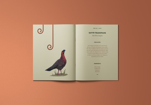 Spreads for Copper Parrot's menu
