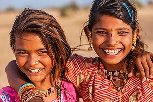 Happy Girls