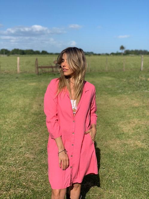 Fresa Lino rosa