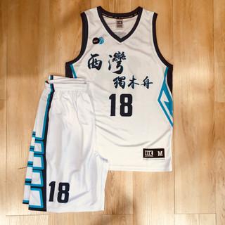 西灣獨木舟籃球隊