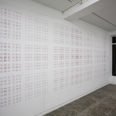 gayoung.drawing installation view