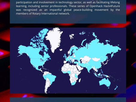 Openhack Hack4Future global changemaker community accelerating the impact worldwide