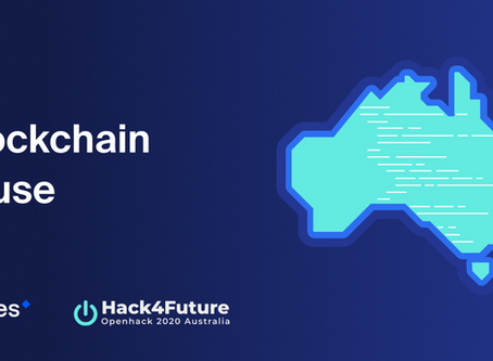 Blockchain helps to resolve real-world issues: 2 cases of tech use at Openhack Hack4Future