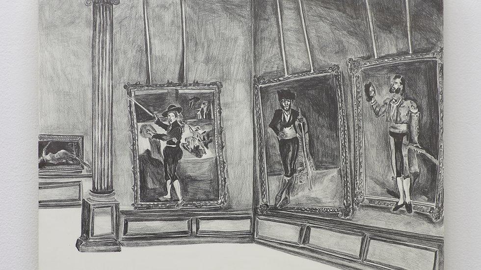 Maria Calandra - Met Collection (Manets)