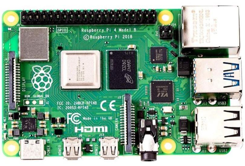 Raspberry Pi 4 Model-B