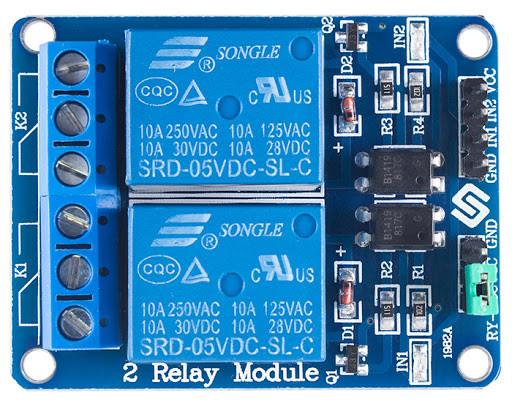 2 Relay Module
