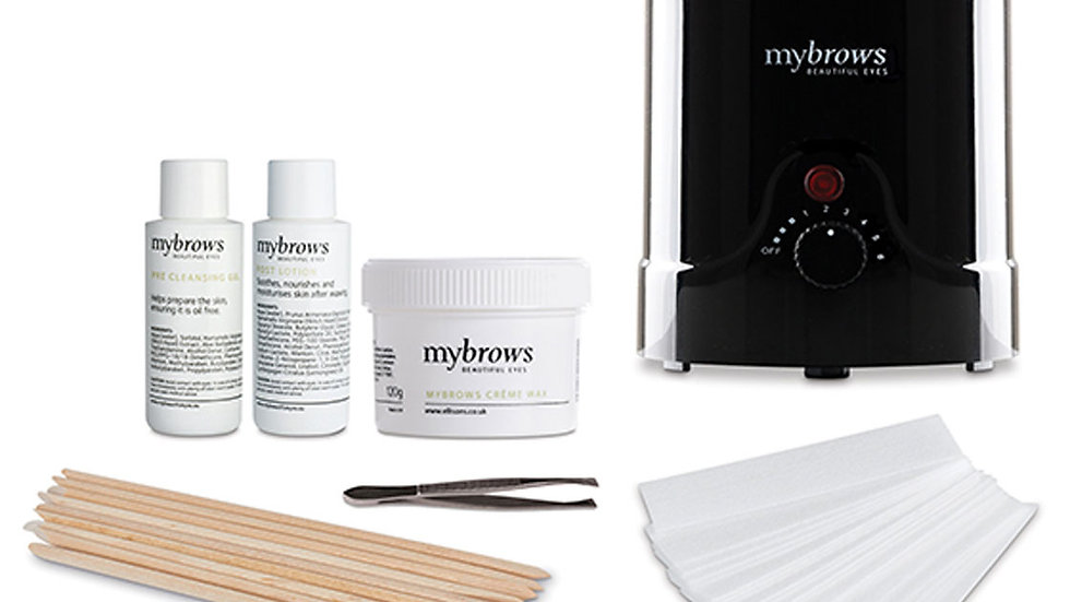 Brow Waxing Kit