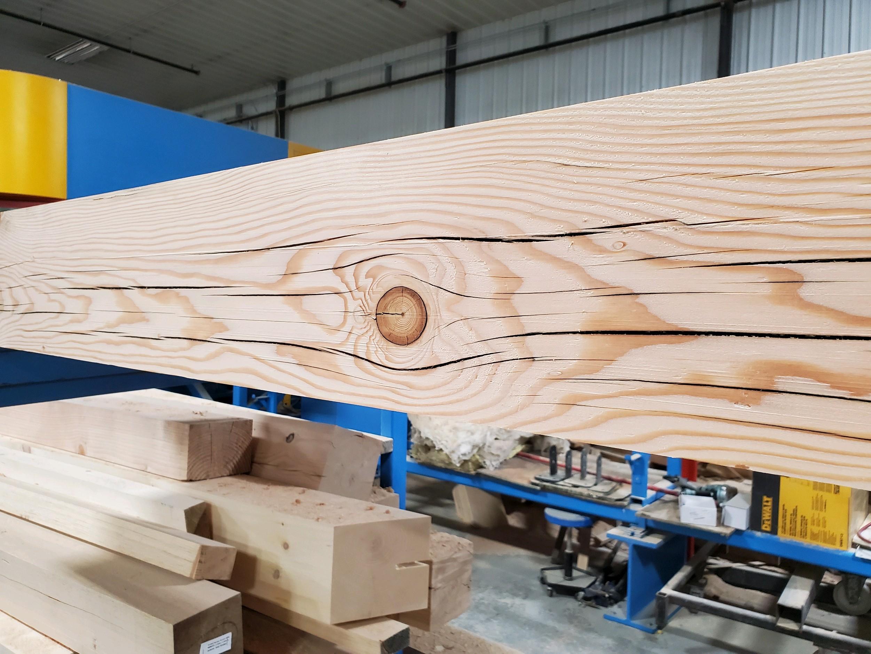 CNC Cut Timber