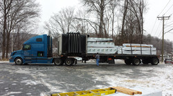 Timber Frame Delivery