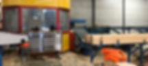 Timber Frame CNC Cut