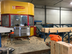 Timber Frame CNC