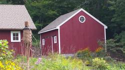 18' x 24' Timber Frame Barn