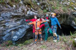 Caving Bled Slovenia 2