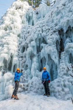 Ice Climbing Slovenia 2