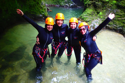 Canyoning Bled 12