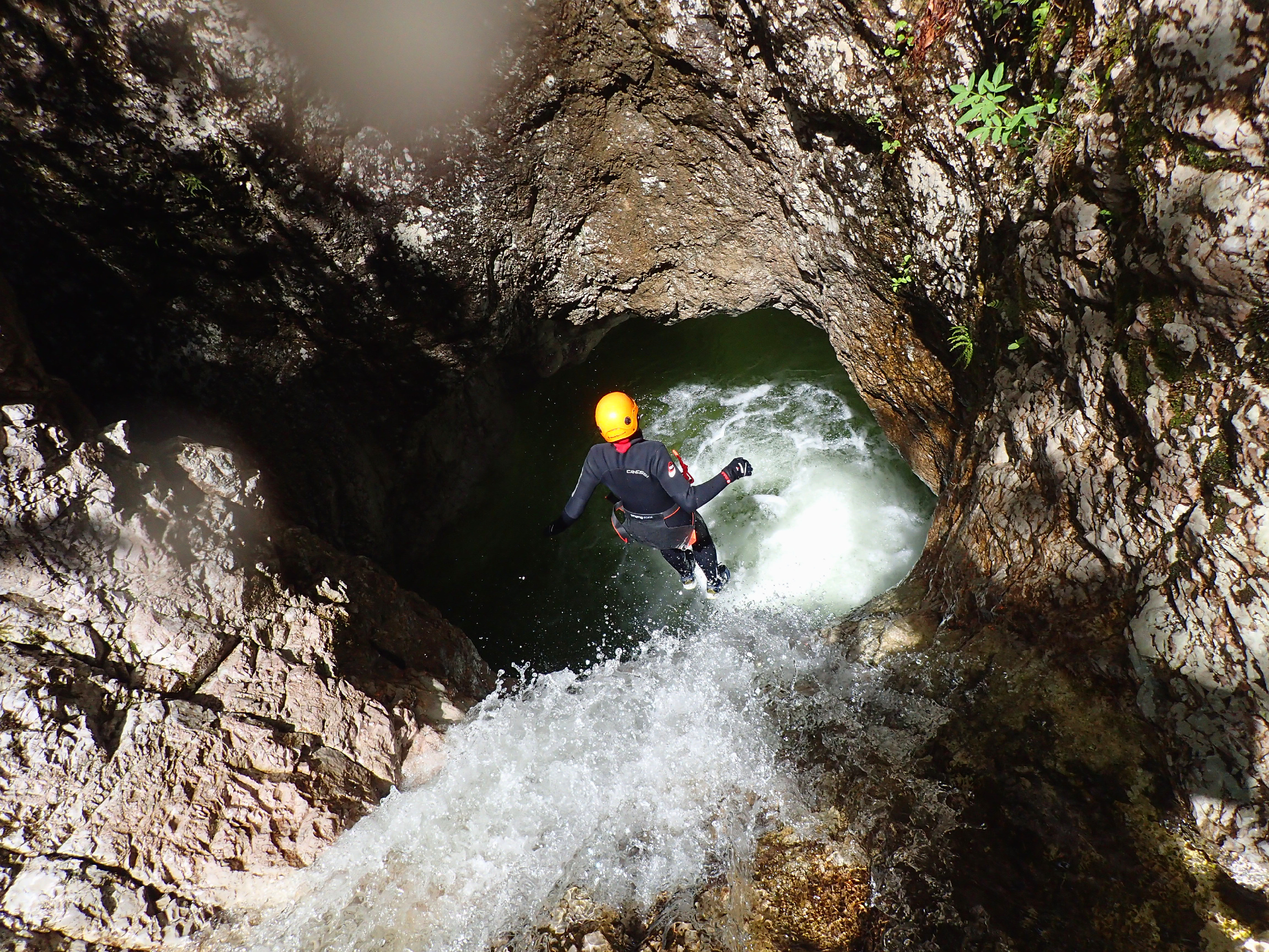 Explore Slovenia Adventure Canyoning Rafting 5