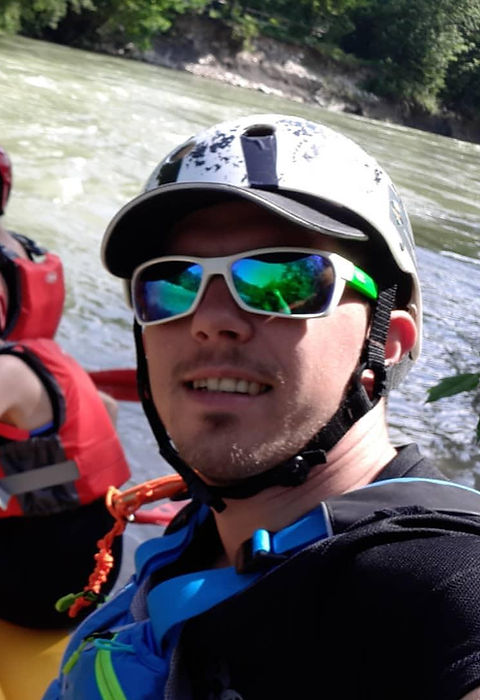 Canyoning Rafting Caving Guide Bled