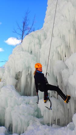 Ice Climbing Slovenia 5