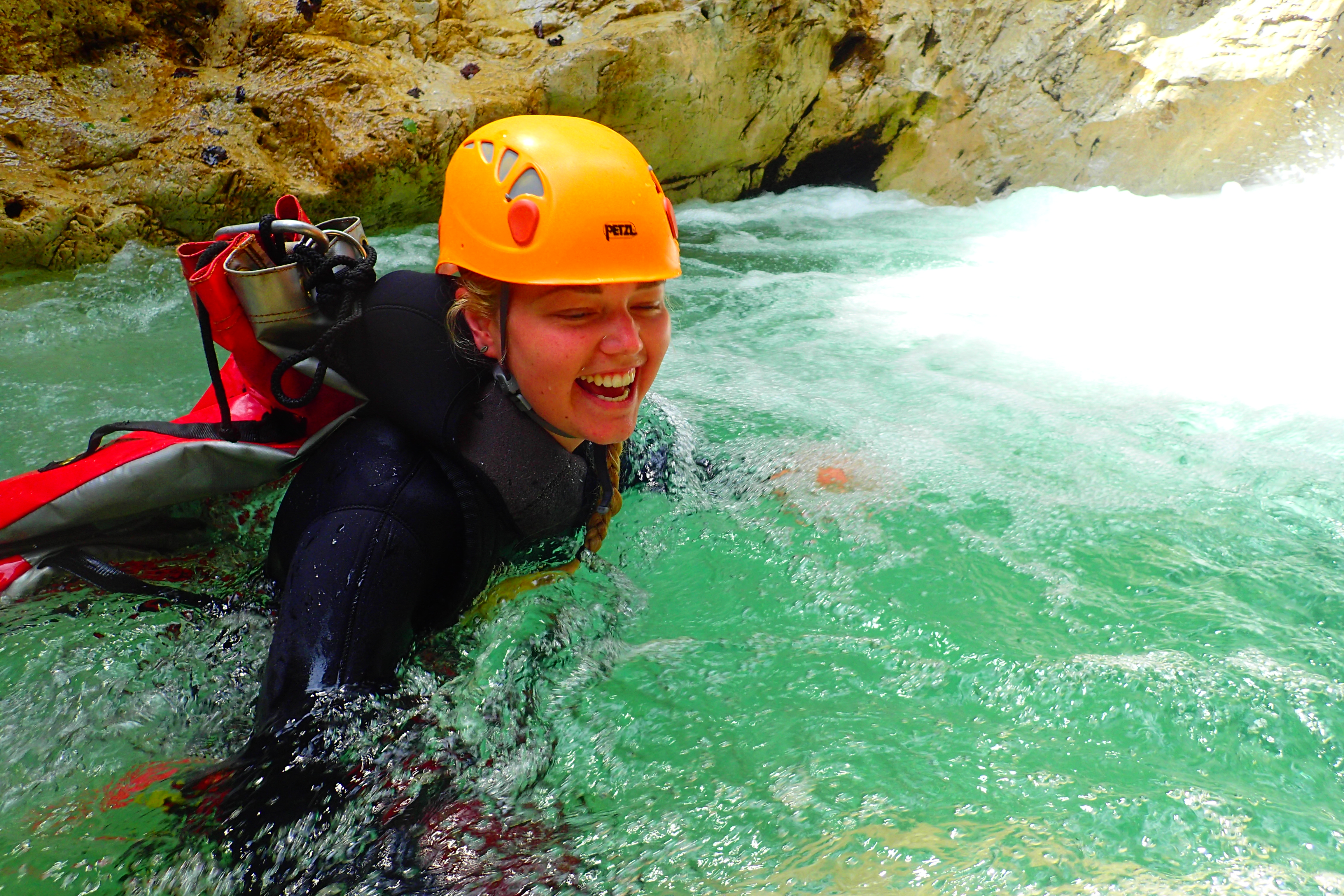 Canyoning Bled