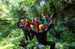 Caving Bled Slovenia 8
