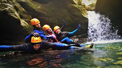Canyoning Bled 13