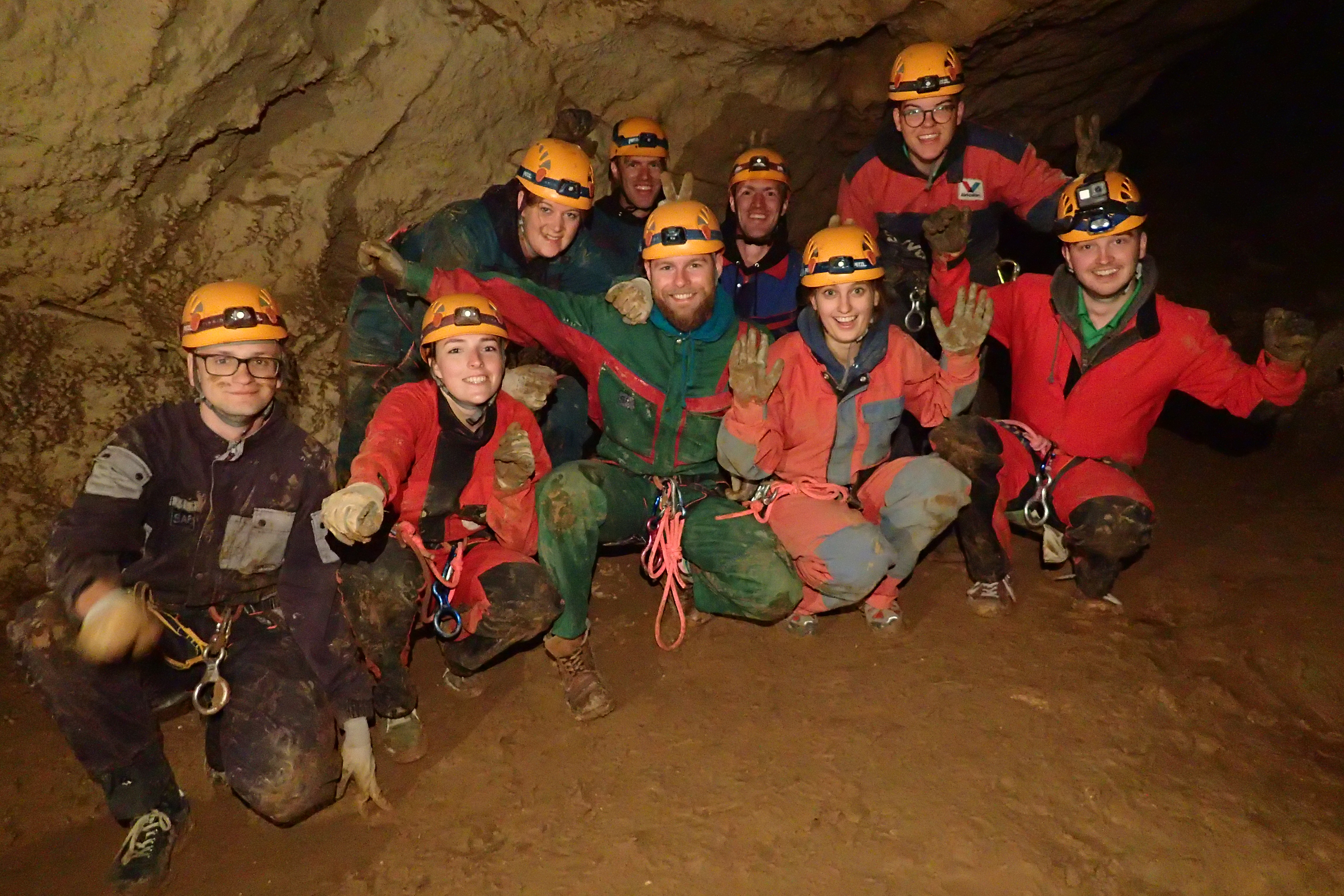Caving Bled Slovenia 6