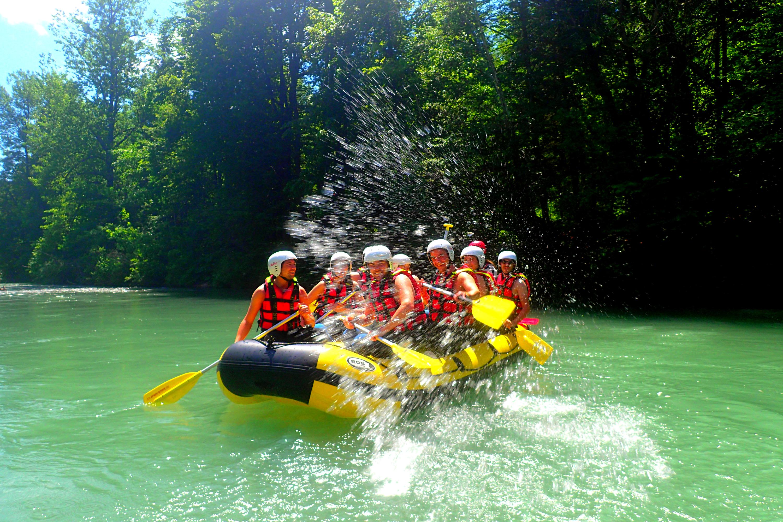 Rafting Bled Slovenia E