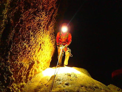 Caving Bled Slovenia
