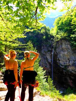 Explore Slovenia Adventure Canyoning Rafting 2