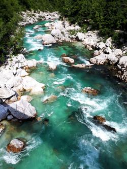 Explore Slovenia Adventure Canyoning Rafting 4