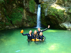Canyoning Bled 6