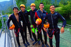Canyoning Bled 10