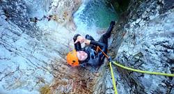 Extreme-canyoning-slovenia