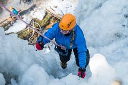 Ice Climbing Slovenia 4