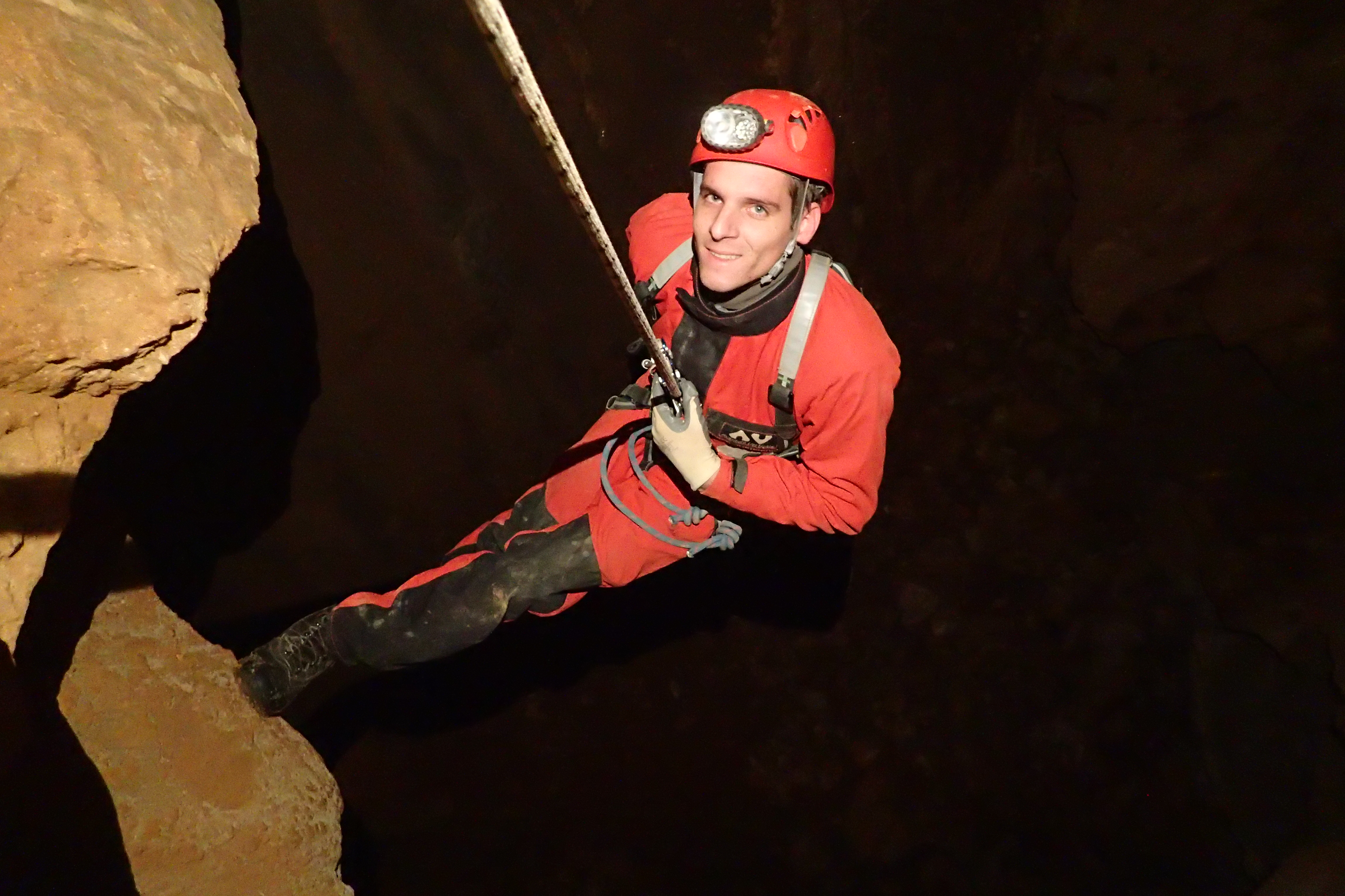 Caving Bled Slovenia 1