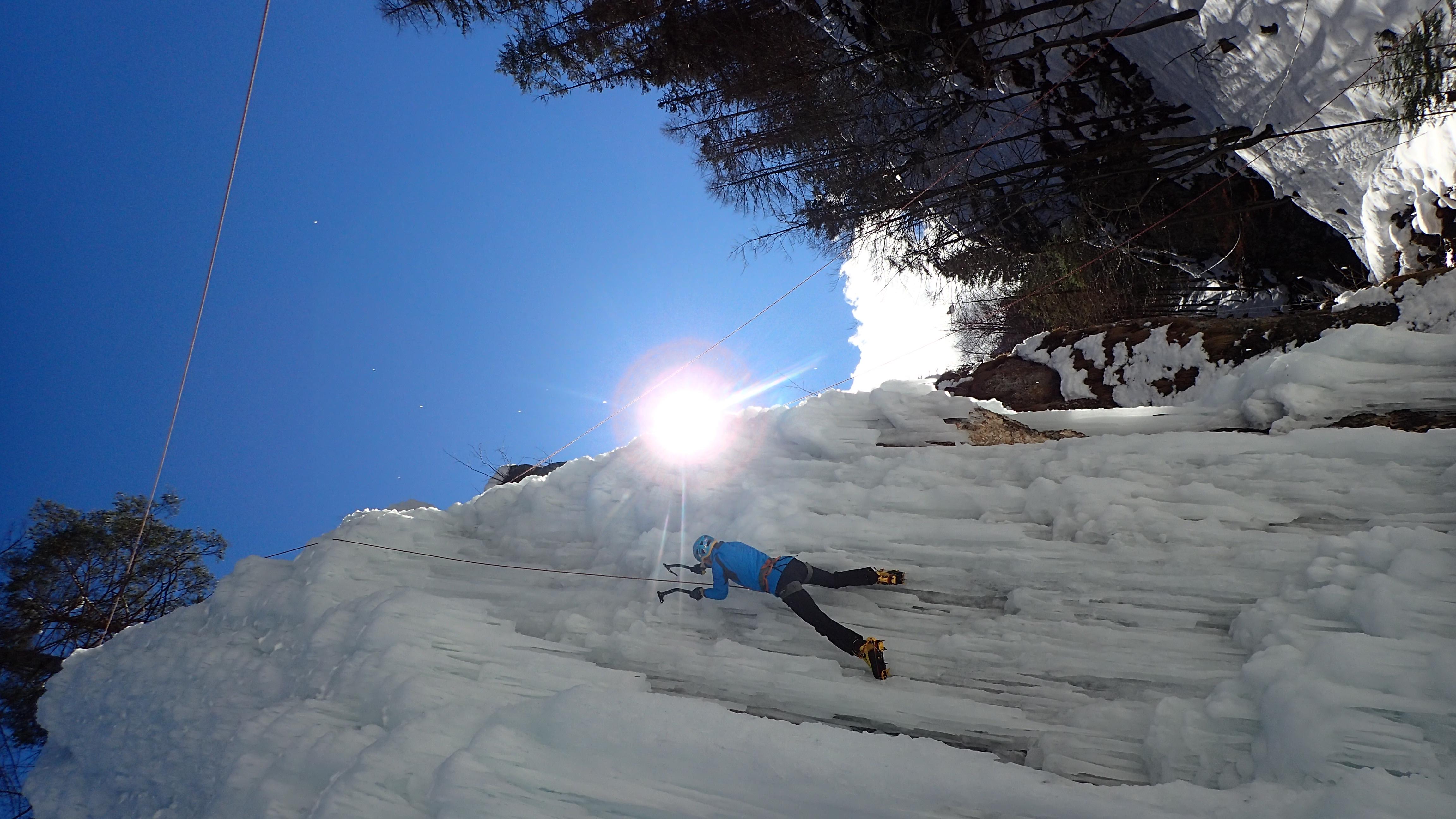Ice Climbing Slovenia 3