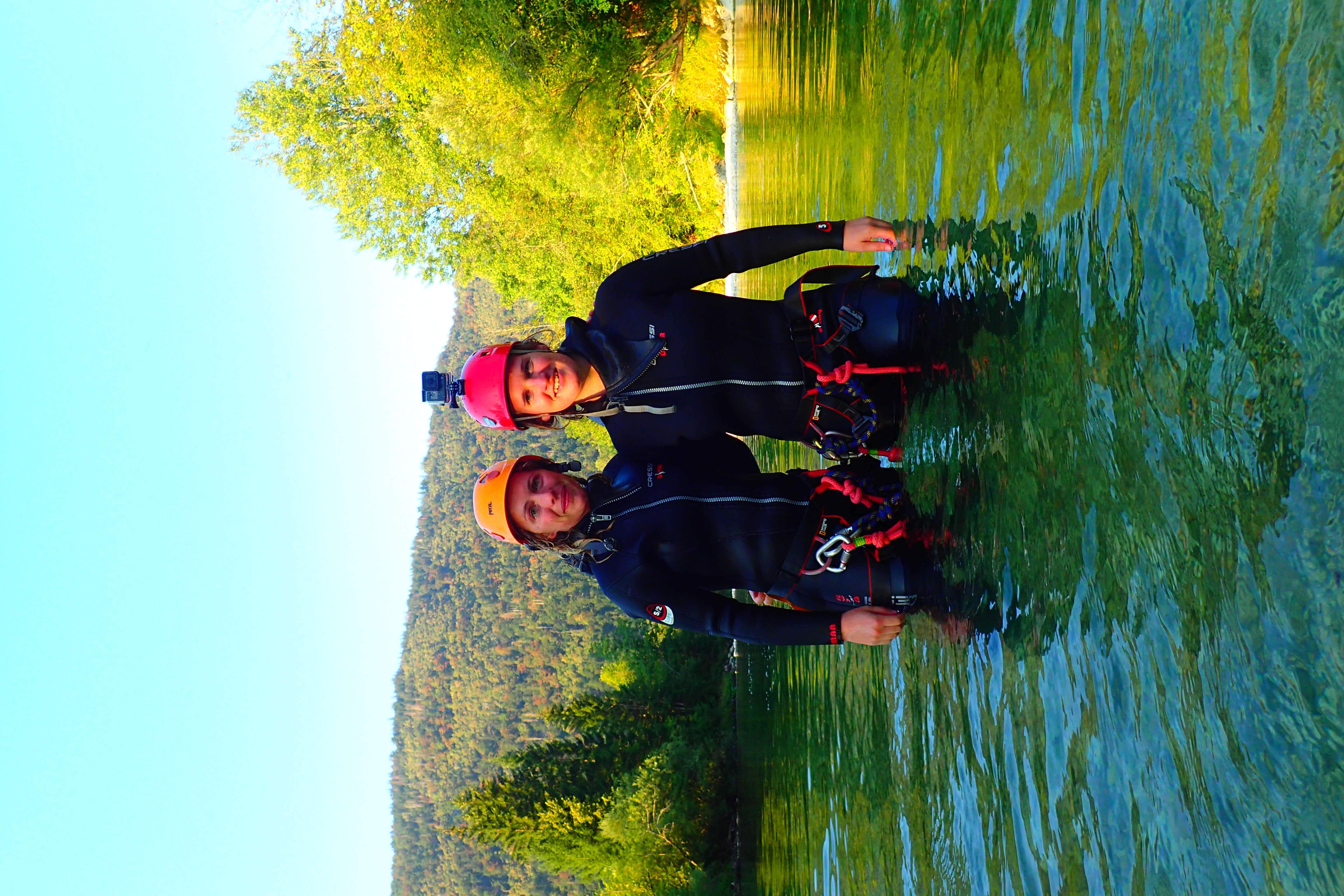 Canyoning Bled 7