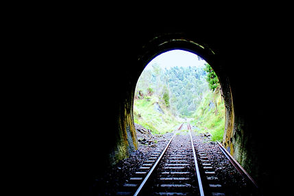 Train Tracks, Tunnel
