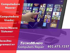 TECNOMUNDO COMPUTER REPAIR