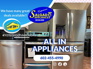 SALGADO APPLIANCES