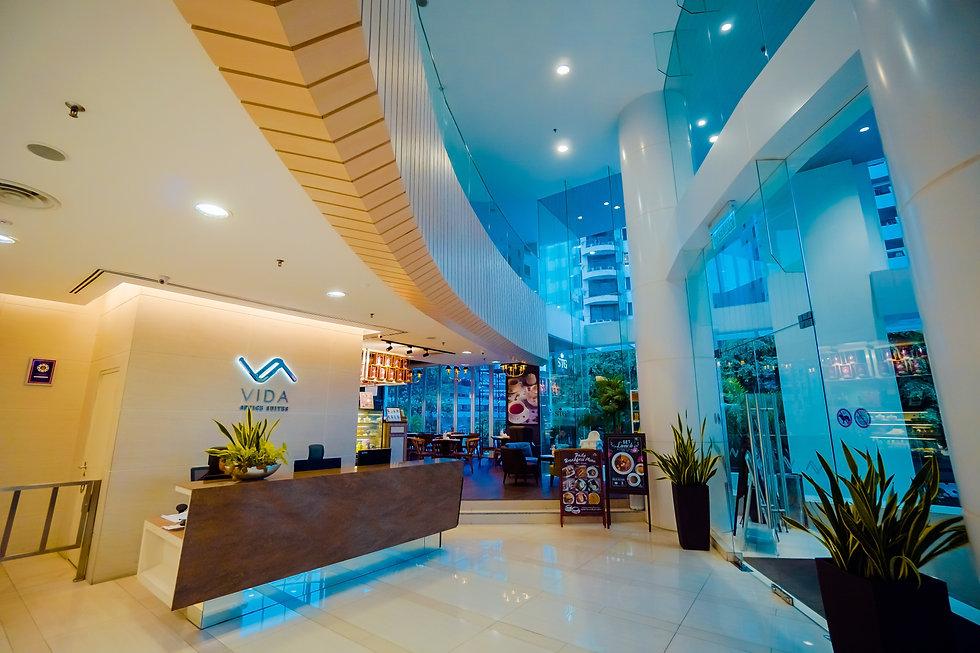 Lobby Vida Bukit Ceylon