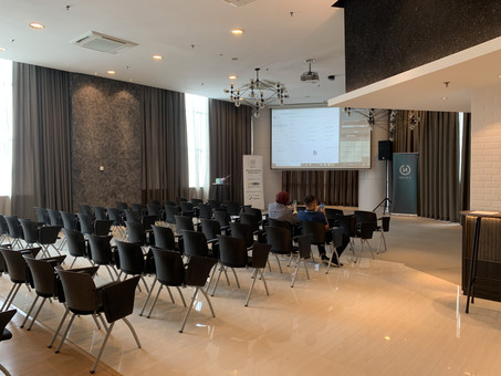The latest event space in Bukit Bintang !